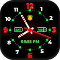Smart watch wallpapers : Clock Live Wallpapers HD icon