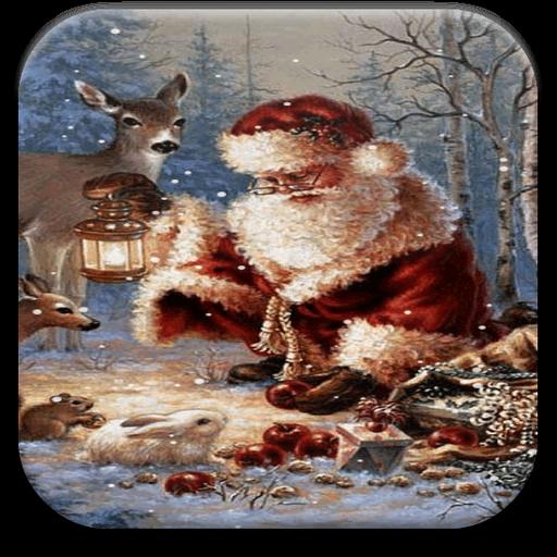 个人化のクリスマスアニメーションの壁紙 LOGO-記事Game