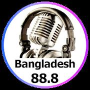 Fm Radio Bangladesh 88.8 Bangla Fm 88.8 radio
