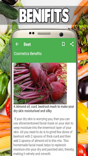 Beets Benefits - náhled