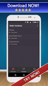 📻 Honduras Radio FM & AM Live screenshot 7