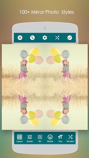 Mirror Photo:Editor&Collage (HD) screenshot 3