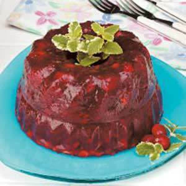 Cranberry Mold Recipe