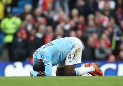 "Yaya Touré: "" City a voulu me rendre insensible """