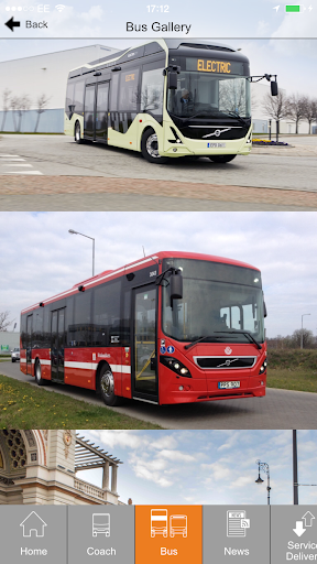 Volvo Bus & Coach  screenshots 3