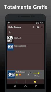 Radio Online Andorra - náhled