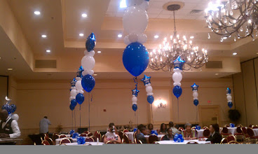 Photo: Room Decor-Banquet