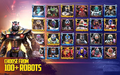 World Robot Boxing 2 Mod Apk (Unlimited Stamina) 8