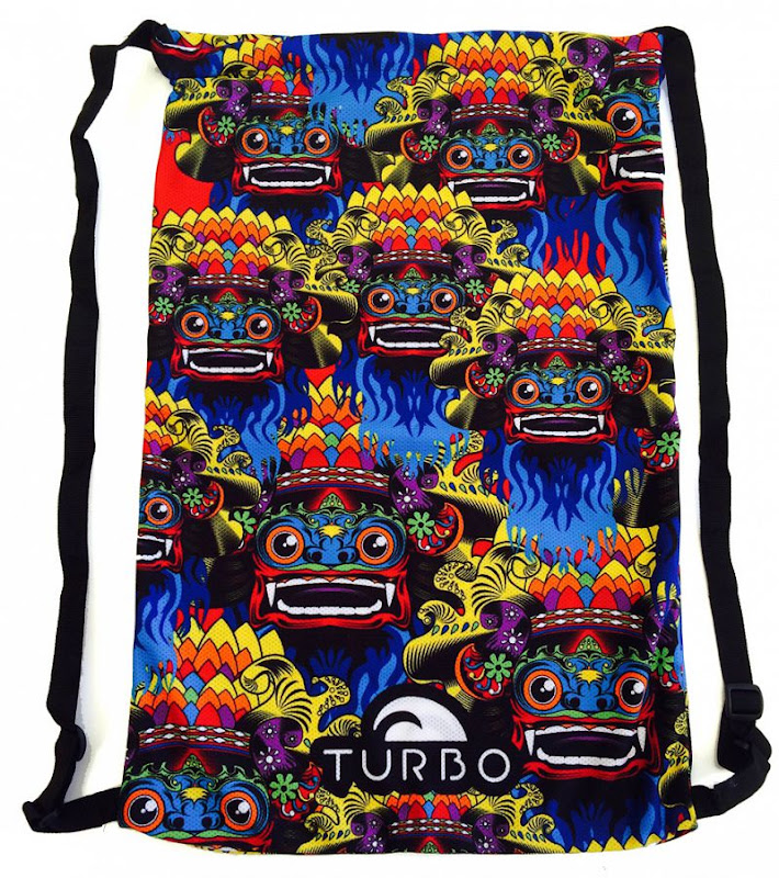 Turbo Mesh Bag Bali Mask - 9810073