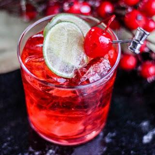 Cherry-Lime Vodka.