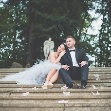 Wedding photographer Pawel Klimkowski (klimkowski). Photo of 25.09.2017