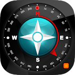 Compass 54 (All-in-One GPS, Weather, Map, Camera) 1.4.8 (Pro)