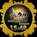 Islam Widget Del Tiempo Reloj icon