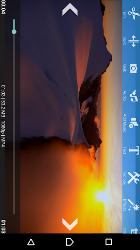 androvid video editor pro download