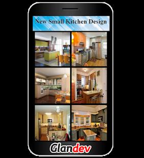 New Small Kitchen Design - náhled