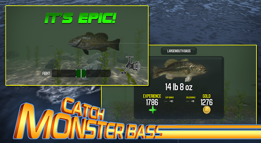 Master Bass Angler: Free Fishing Game  {cheat|hack|gameplay|apk mod|resources generator} 4