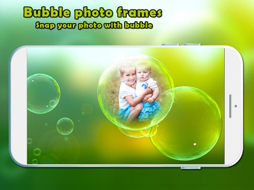 Bubble Photo Frames New