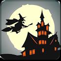 2018 Halloween Live Wallpaper HD Video icon