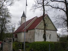 Photo: Noarootsi Püha Katariina kirik