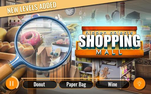 Shopping Mall Hidden Object Game u2013 Fashion Story 3.01 screenshots 1