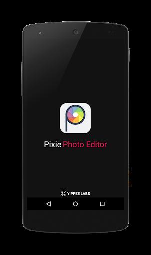 Pixie Photo Editor