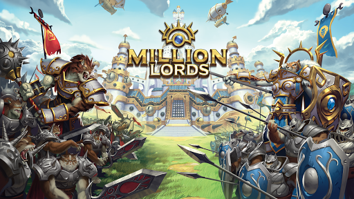 Million Lords: Kingdom Conquest - Strategy War MMO 2.2.5 screenshots 7