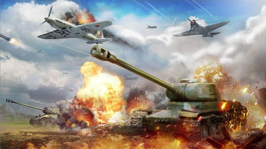 WW2: Strategy Commander Conquer Frontline MOD (Unlimited Money/Stars) 2