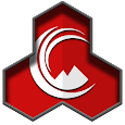 Hyvs Red Icon Pack icon