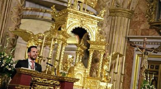 Francisco Segura reivindica el protagonismo de la Virgen del Mar en la Feria de Almería