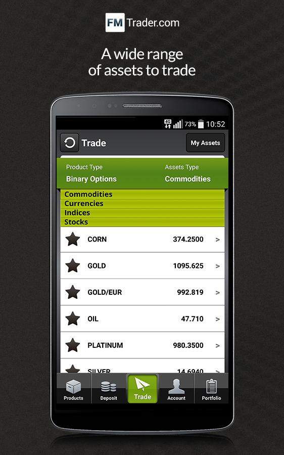 FMTrader - Binary Options APK Cracked Free Download | Cracked