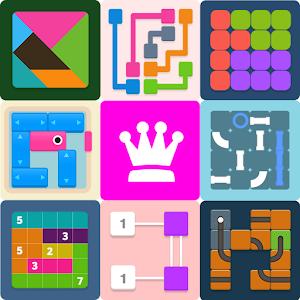 Puzzledom v7.4.95 MOD much money