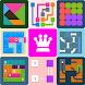 Puzzledom パズルダム シンプルで頭が良くなるパズル - Androidアプリ