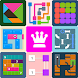 Puzzledom - classic puzzles all in one image