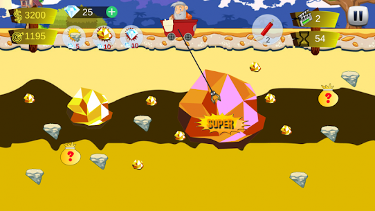 Gold Miner Vegas Mod Apk 5