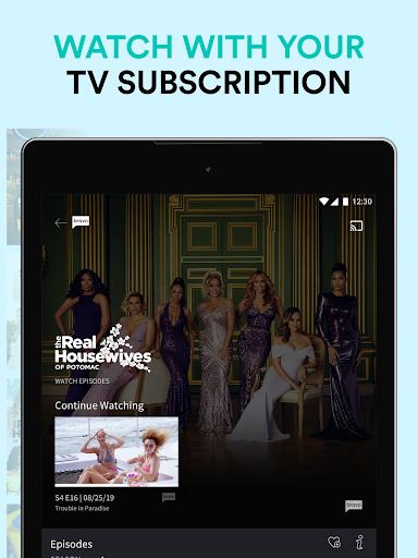 Bravo: Stream TV - Watch TV Series & Live Stream 7.12.1 screenshots 8