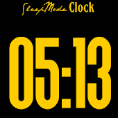 Sleep Mode Clock