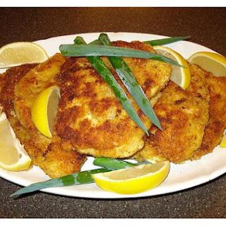 Breaded Chicken Cutlets.