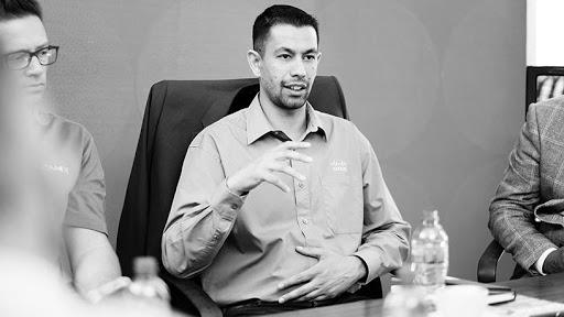 Aadil Hassim, Cisco