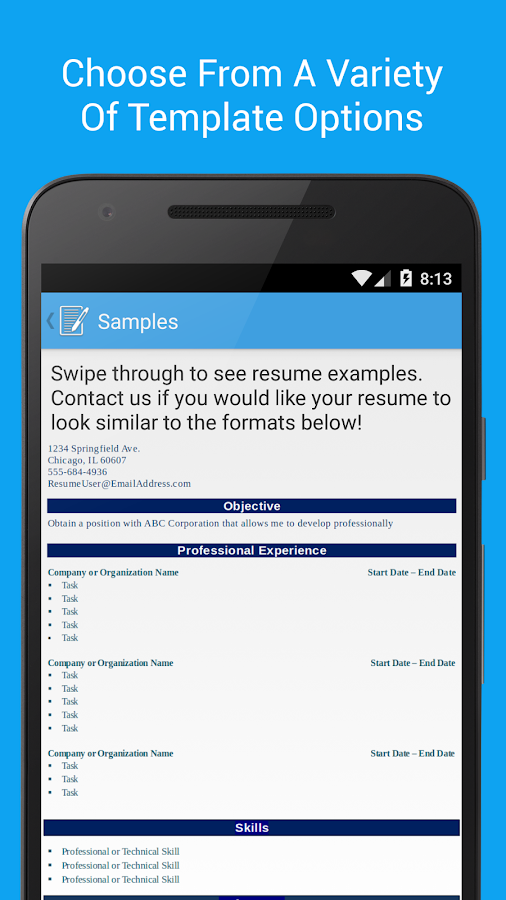 pro resume builder resume builder pro android apps google play