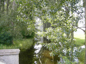 Photo: Schwarzbachbrücke Blickrichtung Kesseleck 1.7.07