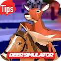 Tips : Deeeer Simulator - The Fighting Deer icon