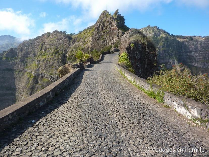 Route de la corde - Delgadim