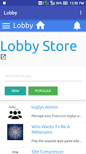 Lobby- screenshot thumbnail