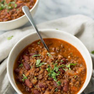 Vegan Indian Dal Chili Recipe