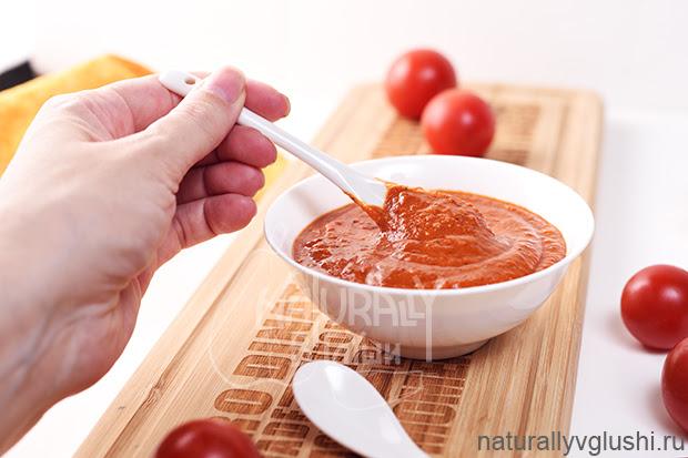 Соус из помидор и перцев ромеско | Блог Naturally в глуши