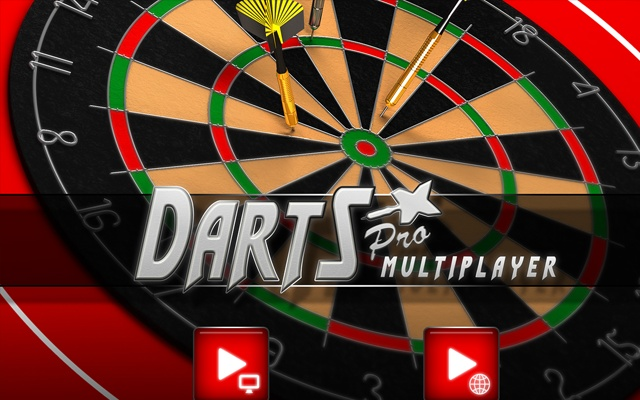 Darts Pro Multiplayer Game