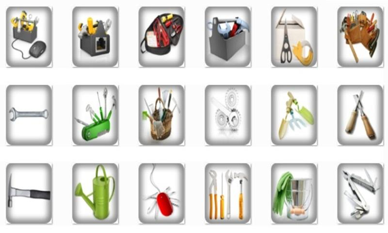 android Hand Tools Onet Classic Game Screenshot 1