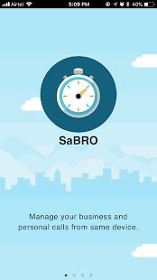 SaBRO - náhled