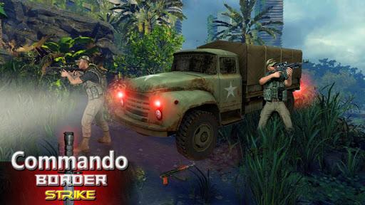 Commando Border Strike for PC