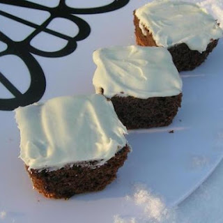 Brandy Alexander Brownies